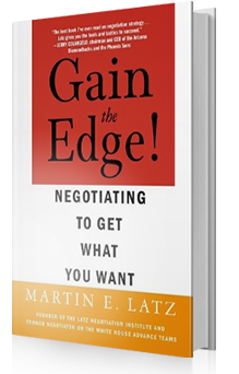 Gain the Edge by Marty Latz